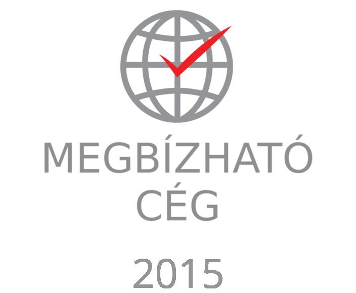Megbízható Cég 2015
